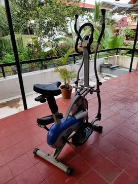 ORBITREK Elliptical Cross Trainer
