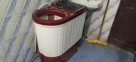 Semi Automatic Washing Maching with Bill