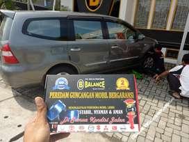BALANCE Damper Hadir utk ATASI Masalah Guncangan di Mobil, Yuk Pasang!