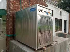 Drinking Water Chiller / Water Purification plant