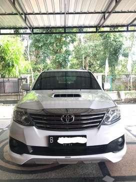Toyota Fortuner VNT TRD 2.5 Diesel A/T