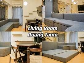 Di Jual SIAP HUNI apartment mid town m-town Gading Serpong