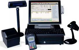 point of sale software for retail and bakery , cafe fast food