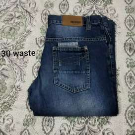 Import jeans
