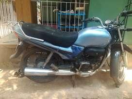 Hero honda passion plus for sale at 7000k