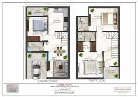 3BHK INDEPENDENT DUPLEX HOUSE