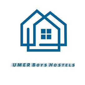 Boys hostel 3 to 4 persons each room without mess