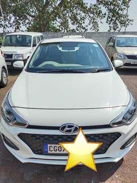 Hyundai Elite i20 Asta Option, 2019, Petrol