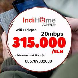 promo 20mbps indihome