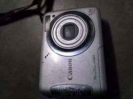 Canon 3.3xoptical zoom ,100 mega pixels , power shot a480 model