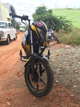 Yamaha fz modified by honda twister