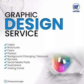 Freelance Graphic Design Service