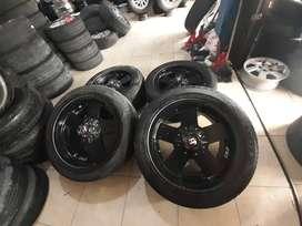 velg mobil racingBALISTIK +BAN ZEETEX 285 50 R20