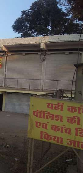 Shops on main road at neelbad opp DPS school