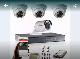 Stok ( komplit ) camera cctv online di bekasi