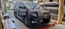Toyota Alphard 2015 SC Bensin
