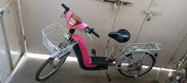 Bicycle  + scooty