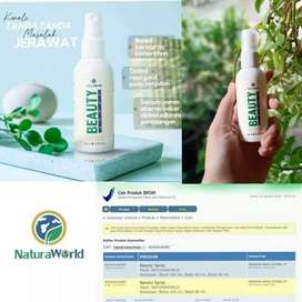 Skincare natura world