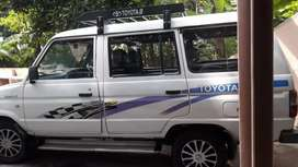 Toyoto qualis car for sale at good condition