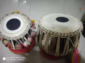 Tabla with cover n stand