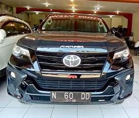 Ready For Sale Toyot Fortuner TRD VRZ dsl AT 2017