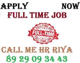 Full time job Store Keeper Helper Supervisor