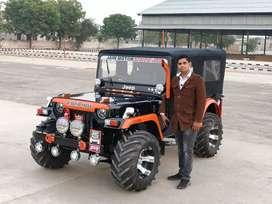 Jeep's modified ready