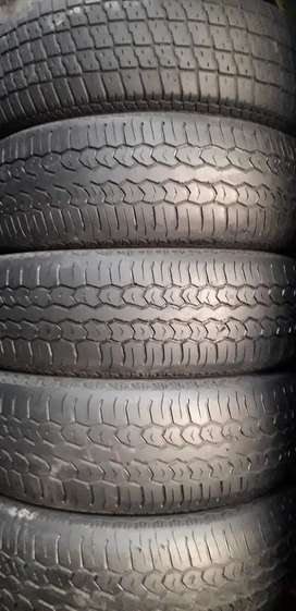SECOND HAND USED TYRES