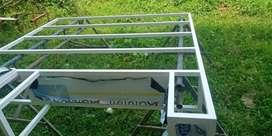 Aluminum fabrication works experience venam