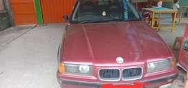 Di jual mobil BMW tipe 318i masih original