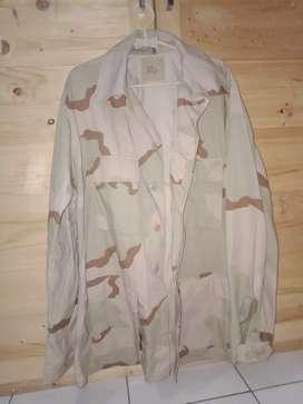 Kemeja jacket parka nato
