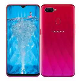 want to sale my oppo f9 in red 10/9 condition
