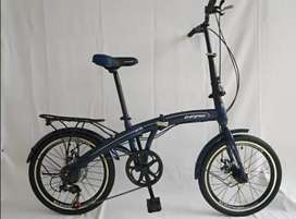 Sepeda lipat 20'' Evergreen
