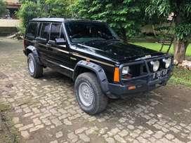 Jeep xj cherokee 4x4
