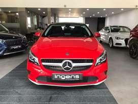 Mercedes-Benz CLA 200 CDI Style, 2018, Diesel