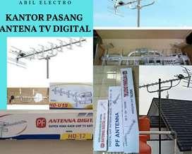 Jasa Pasang Baru Antena Tv Digital
