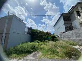 Tanah 283m2 area MUDUTAKI Di GATSU BARAT Dijual Murah siap bangun