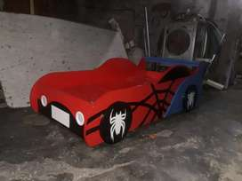 Spider design car bed in lowest price