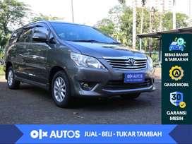 [OLX Autos] Toyota Kijang Innova 2.5 V Solar A/T 2013