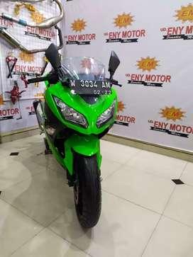 Kawasaki Ninja 250 Fi 2016 pmk 2017