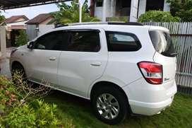 Chevrolet spin diesel 2014