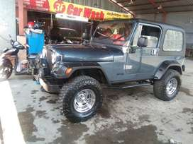 Cj 7 metic 4 x 4 injection