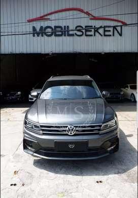 VW Tiguan 1.4 TSI CBU 2018/2019 (D) bodykit R low km