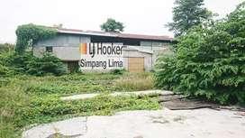 Dijual tanah cocok bauat Gudang di Kaliwungu (9596-STA)