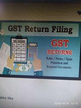 GST return Free service