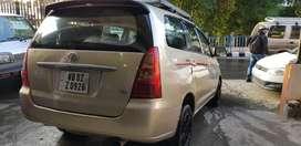 Toyota Innova 2.5 G BS IV 8 STR, 2008, LPG