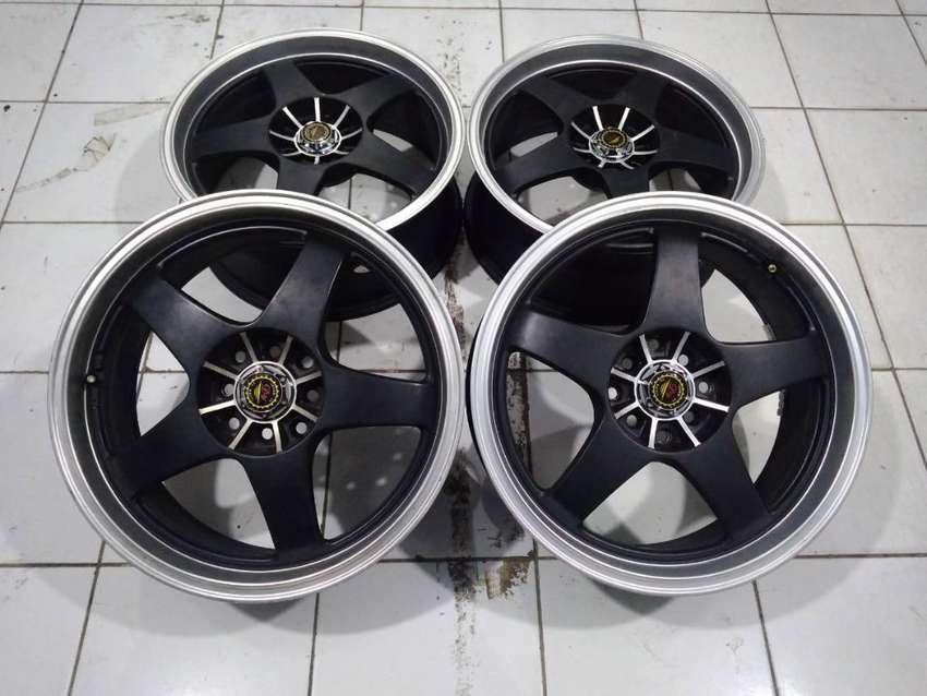 Velg Mobil DY wheel Ring 17 Untuk Vios Swift Yaris Jazz Avanza