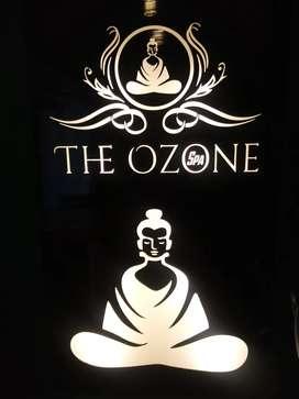 The ozone spa