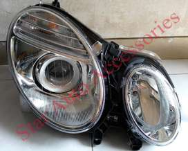 Lampu Depan / Head Lamp Projector Mercedes Benz W211 Pre Facelift