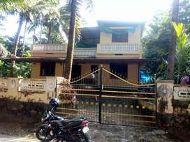 Independent House, 1100 Sq ft, In 5 Cents, 27 Lakhs Negotiable